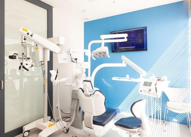 西葛西駅 徒歩1分 西葛西スマイル歯科クリニックの治療台写真3