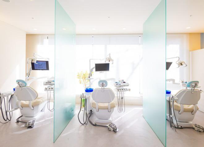 西葛西駅 徒歩1分 西葛西スマイル歯科クリニックの治療台写真4
