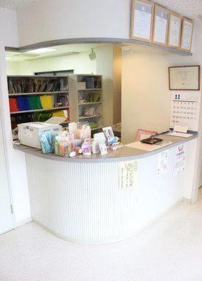 菊名駅 東口徒歩6分 関口歯科医院の院内写真6