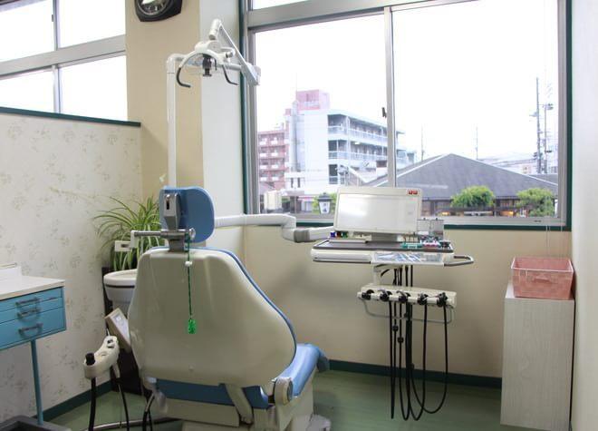 西条駅(広島県) 出入口1徒歩 10分 医療法人瑠璃光会 山田歯科の治療台写真7