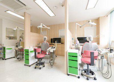 博多駅出口徒歩16分 みどり歯科クリニックの院内写真5
