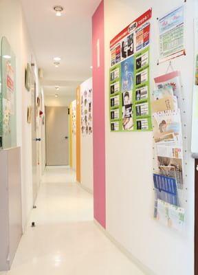 相武台前駅 南口徒歩3分 むとう歯科医院の院内写真1