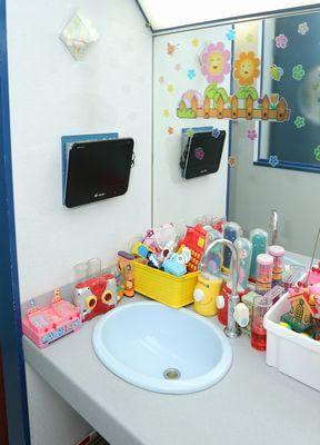伊丹駅(阪急) 出口徒歩 7分 ながいし小児歯科医院の院内写真7