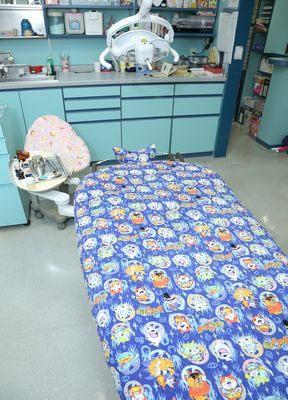 伊丹駅(阪急) 出口徒歩 7分 ながいし小児歯科医院の院内写真2