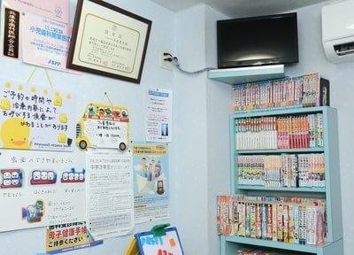 伊丹駅(阪急) 出口徒歩 7分 ながいし小児歯科医院の院内写真6