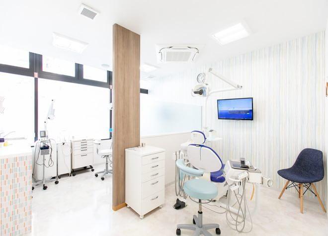 南柏駅 徒歩3分 柏クレイン総合歯科の治療台写真4