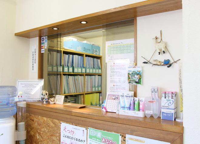 日野駅(東京都) 徒歩1分 日野本町歯科医院の院内写真3