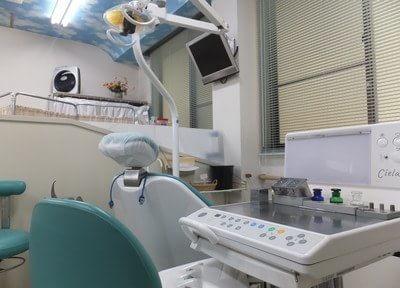 蒲郡駅 北口徒歩11分 松山歯科医院の院内写真1