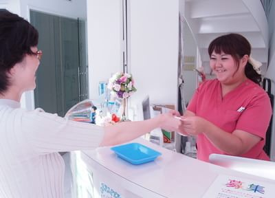 田治米歯科医院の画像