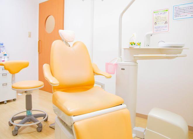 光明池駅 出口徒歩 2分 のはら歯科クリニックの治療台写真2
