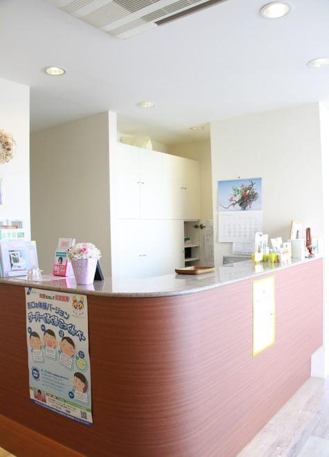大船駅 東口徒歩5分 勝畑歯科医院の院内写真1