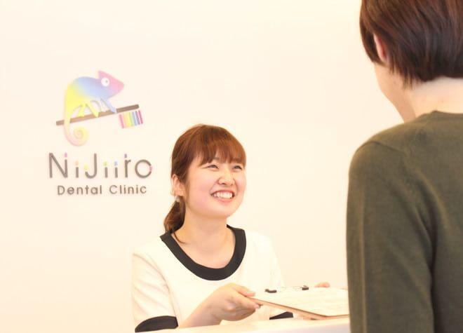 木曽川駅 出口車 12分 にじいろ歯科のスタッフ写真3