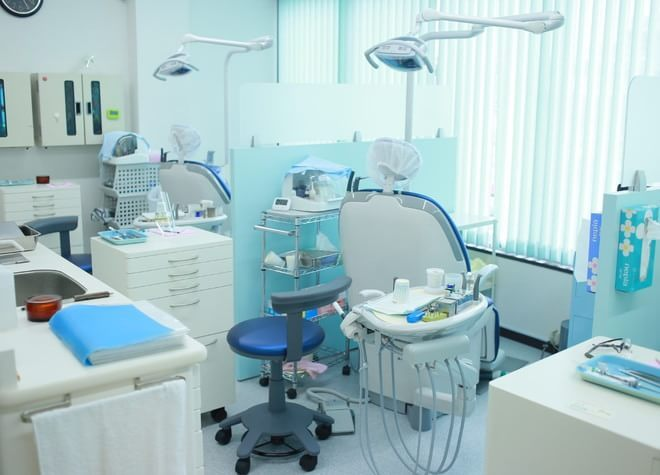 宇治山田駅 出口徒歩 1分 中村歯科の治療台写真2