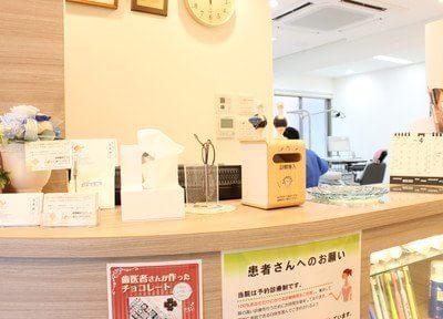 小岩駅 徒歩18分 金栗歯科クリニックの院内写真5