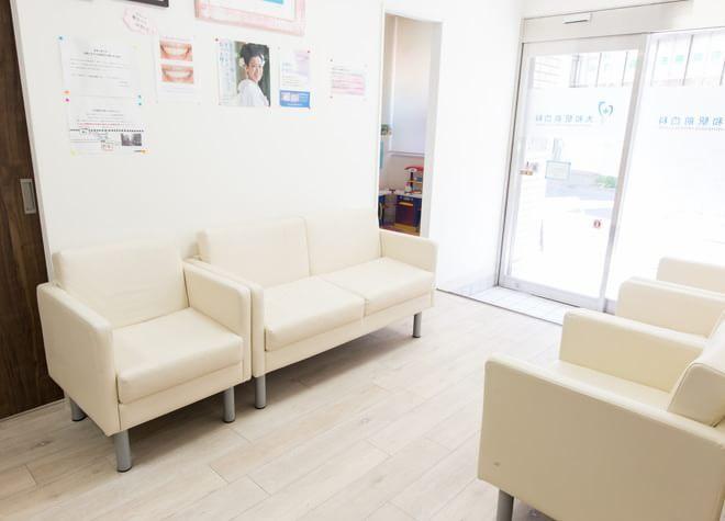 大和駅(神奈川県) 南口徒歩1分 大和駅前歯科の院内写真3