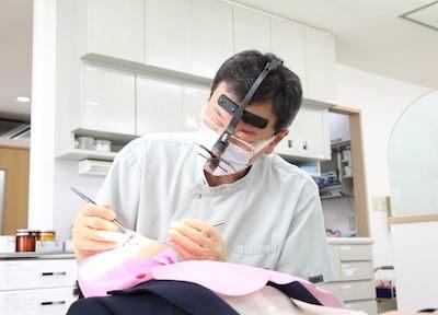 土呂駅 西口徒歩1分 土呂駅前歯科医院の院内写真1