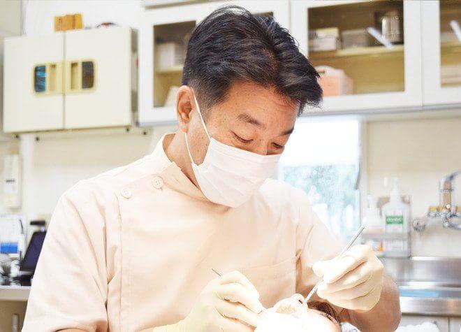 六甲道駅 南口徒歩 1分 達谷歯科医院のスタッフ写真4
