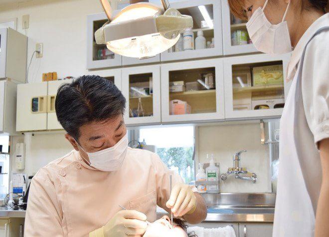 六甲道駅 南口徒歩 1分 達谷歯科医院のスタッフ写真2