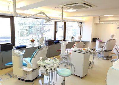 狛江駅南口 徒歩2分 狛江歯科医院の院内写真6