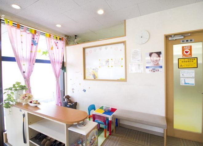 上福岡駅南口 車9分 むさしの歯科の院内写真3