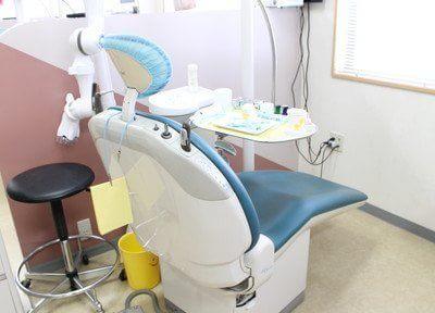 大村駅(長崎県) 出口車 10分 スマイル歯科 大村市の診療台写真2