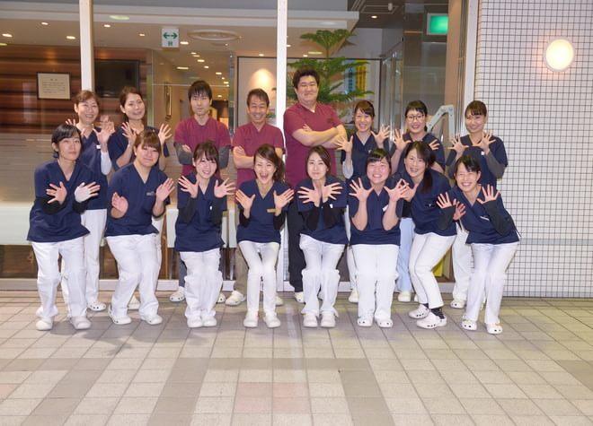 汐入駅 出口徒歩 1分 汐入駅前歯科写真1