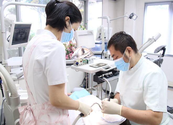 柏駅 東口徒歩14分 甘利歯科医院のスタッフ写真6
