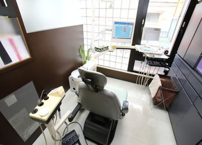 初台駅 南口徒歩3分 はらだ歯科クリニックの院内写真6