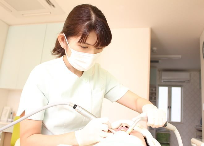 松任駅 南口車8分 えいあい歯科クリニック写真2