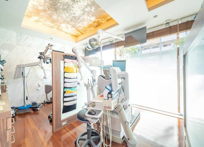 昭和町駅出口3 徒歩4分 足立歯科クリニックの院内写真4