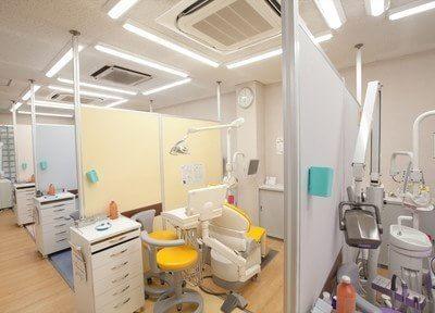 桃谷駅 出口徒歩 12分 たつの歯科の院内写真6