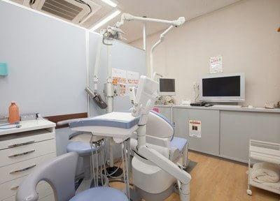 桃谷駅 出口徒歩 12分 たつの歯科の院内写真7