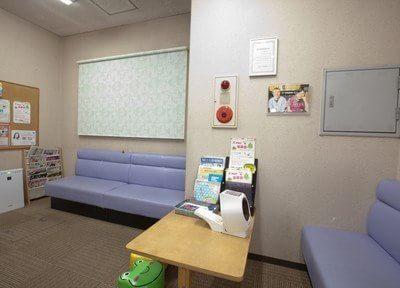 桃谷駅 出口徒歩12分 たつの歯科の院内写真3