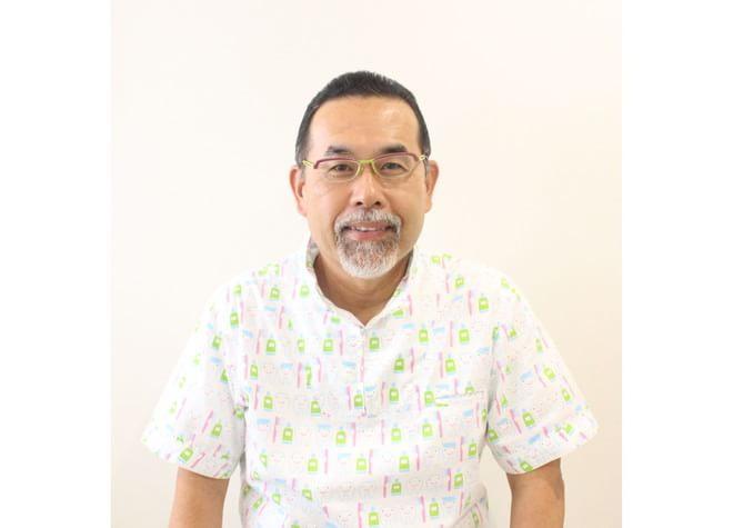 佐藤歯科医院の院長先生