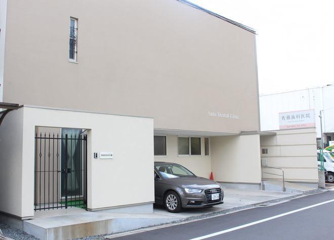 岡山駅 出入口徒歩 13分 佐藤歯科医院(中央郵便局付近)の外観写真4