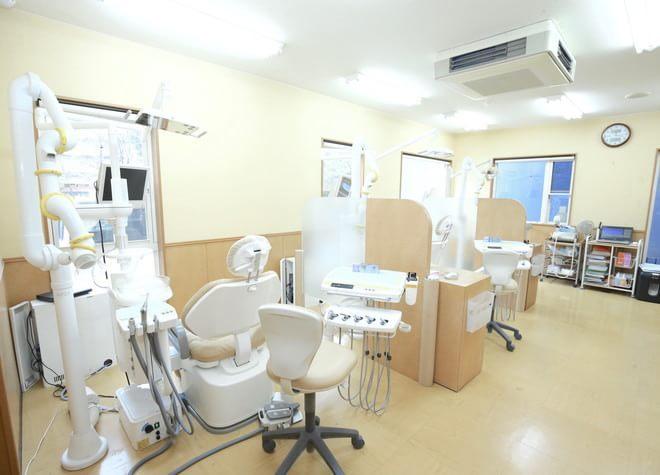 かさまつ歯科の画像