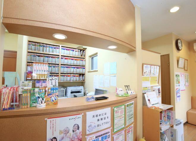 清瀬駅 南口バス15分 かさまつ歯科の院内写真2