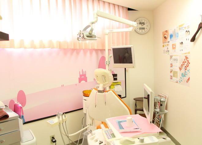 渋谷駅 ハチ公改札口徒歩 3分 渋谷歯科タナカの治療台写真6