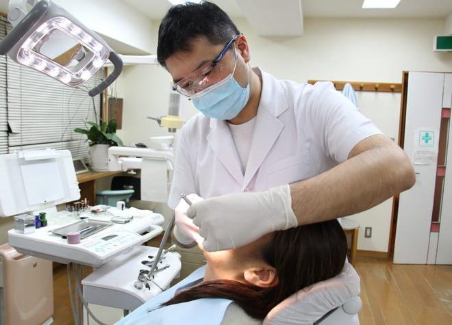 小平駅 南口徒歩 4分 高村歯科医院の治療風景写真5