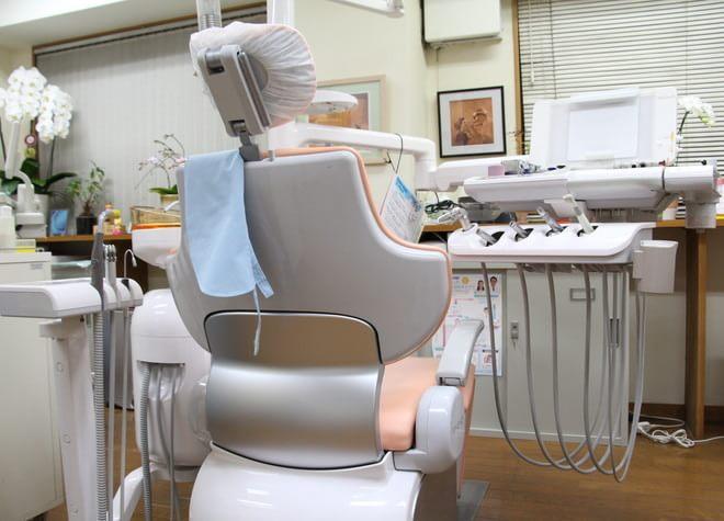 小平駅 南口徒歩 4分 高村歯科医院の診療室の風景写真4
