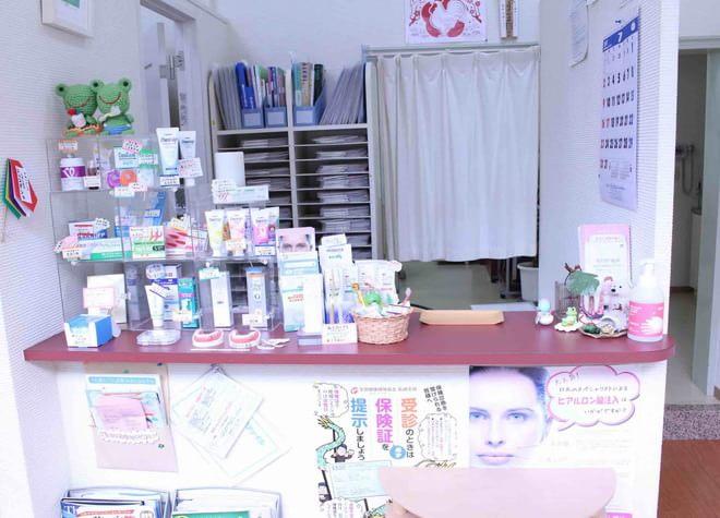 大浦海岸通り駅 出口徒歩 1分 かがり歯科クリニックの院内写真3
