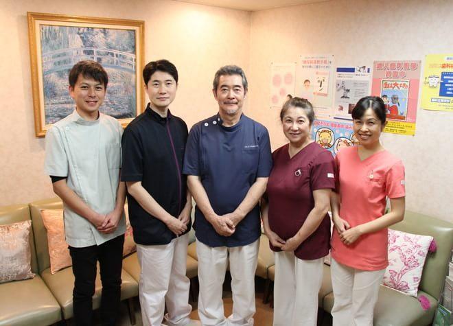東中野駅 徒歩1分 山内歯科医院写真1