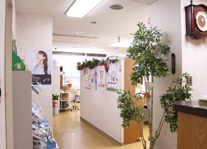 東中野駅 徒歩1分 山内歯科医院の院内写真5