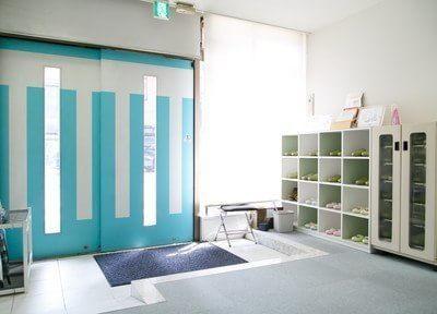 今出川駅4番出口 徒歩10分 今出川 前田歯科医院の院内写真3