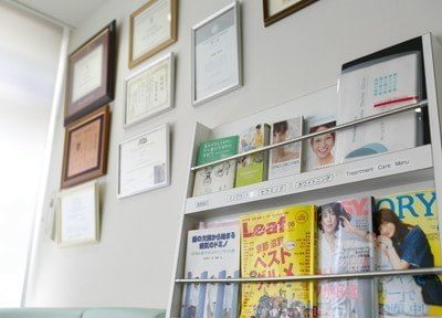今出川駅4番出口 徒歩10分 今出川 前田歯科医院の院内写真4