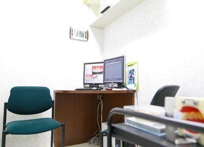 今出川駅4番出口 徒歩10分 今出川 前田歯科医院の院内写真7