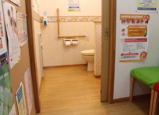 河内駅 出口徒歩 1分 ささき歯科クリニックの院内写真3