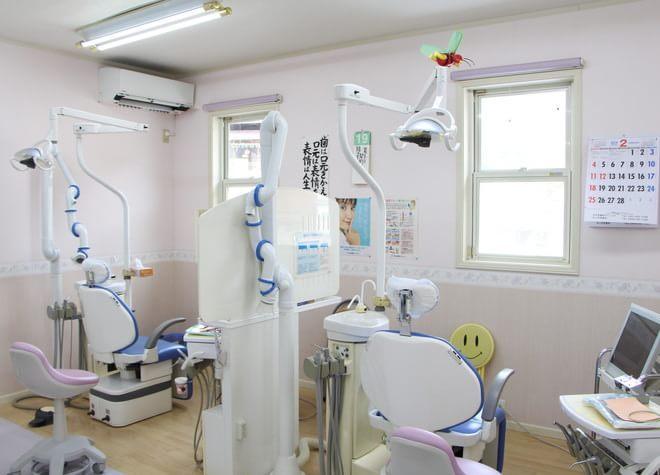河内駅 出口徒歩 1分 ささき歯科クリニックの院内写真6