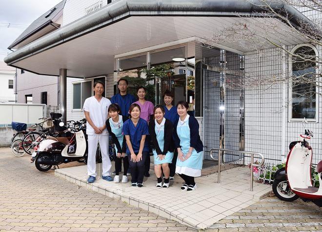 上一万駅 徒歩 10分 井笹歯科医院のスタッフ写真2