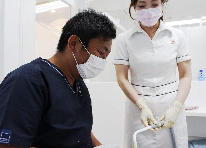 川西能勢口駅 北口徒歩 3分 こいけ歯科医院のスタッフ写真2
